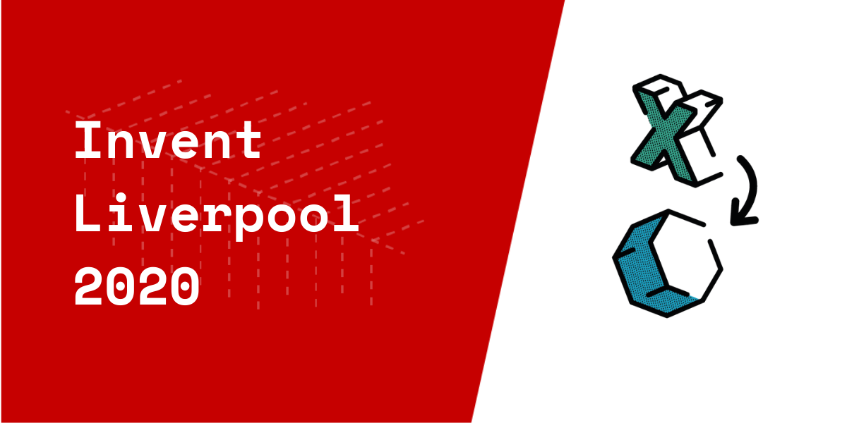 invent liverpool 2020 promotional banner